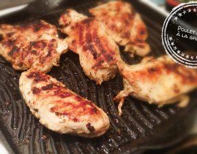 Poulet grillé à la grecque - Auboutdelalangue.com