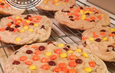 Biscuits d'Halloween au beurre d'arachide - Auboutdelalangue.com