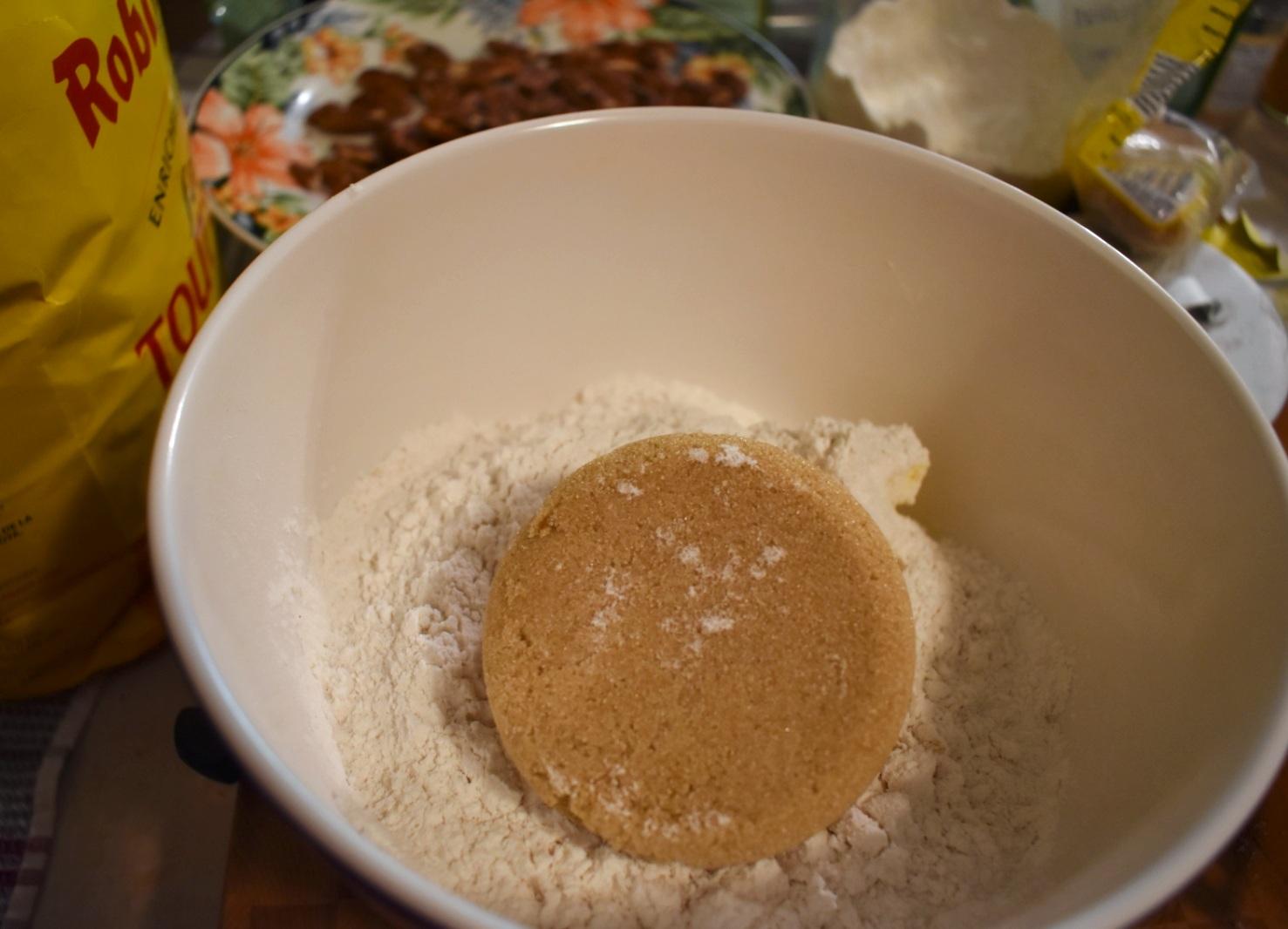Carrés de gâteau au fromage fraise-rhubarbe - Auboutdelalangue.com (3)