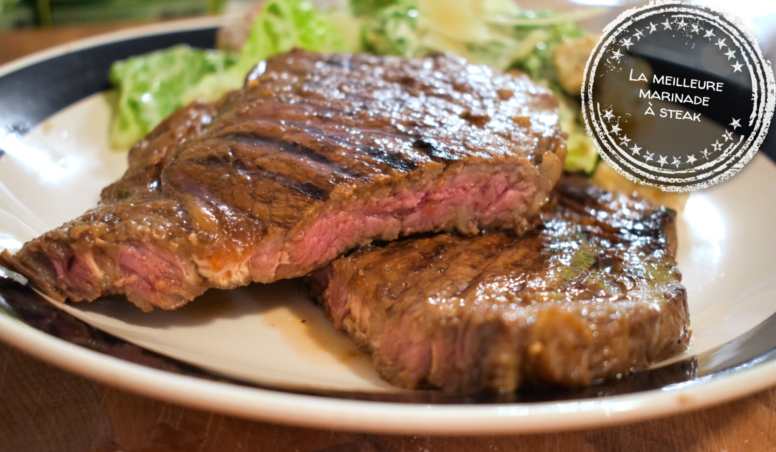 La meilleure marinade à steak - Auboutdelalangue.com