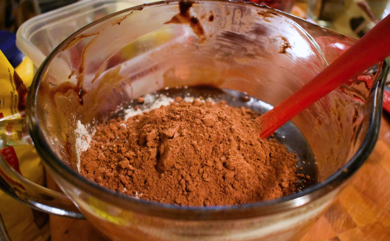 Brownies aux framboises - Auboutdelalangue.com (5)