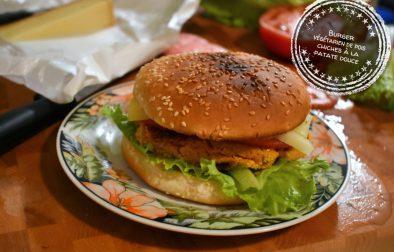 Burger végétarien de pois chiches à la patate douce - Auboutdelalangue.com (11)
