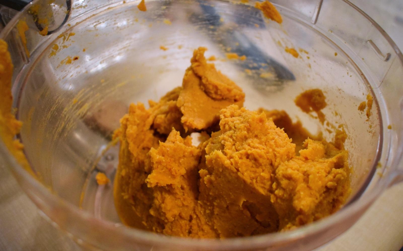 Burger végétarien de pois chiches à la patate douce - Auboutdelalangue.com (4)