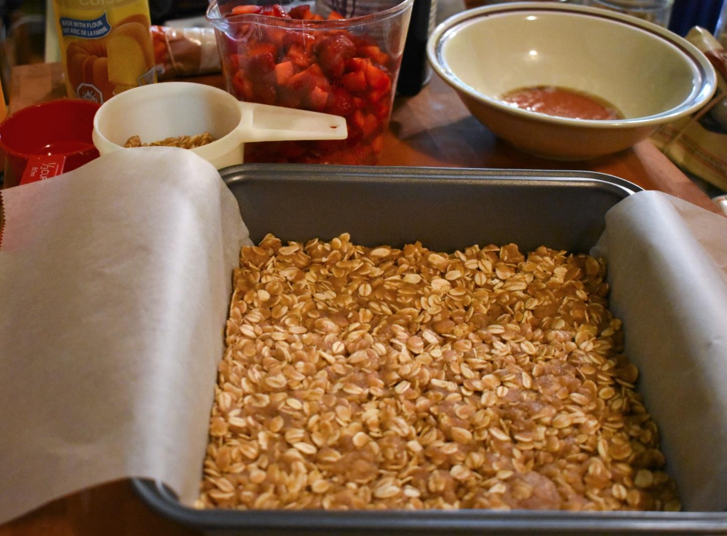 Carrés aux fraises style croustade - Auboutdelalangue.com (3)