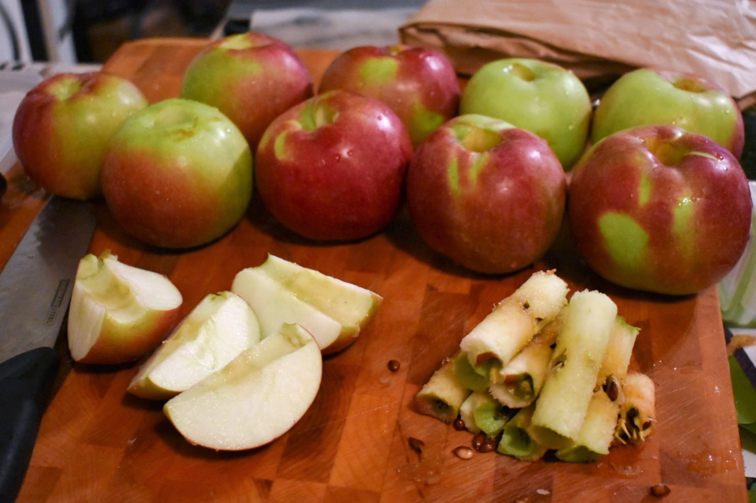 Compote de pommes à la mijoteuse - Auboutdelalangue.com (2)