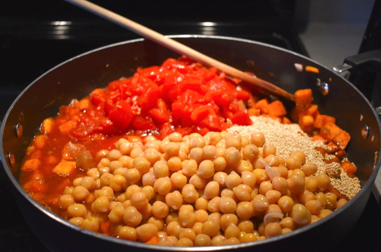 Quinoa Tandoori dans un seul chaudron - Auboutdelalangue.com (6)