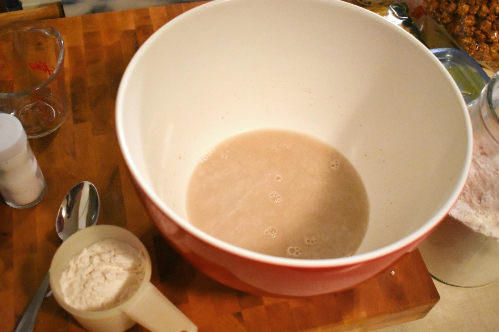 Pâte à pizza prête en 5 minutes - Auboutdelalangue.com (2)
