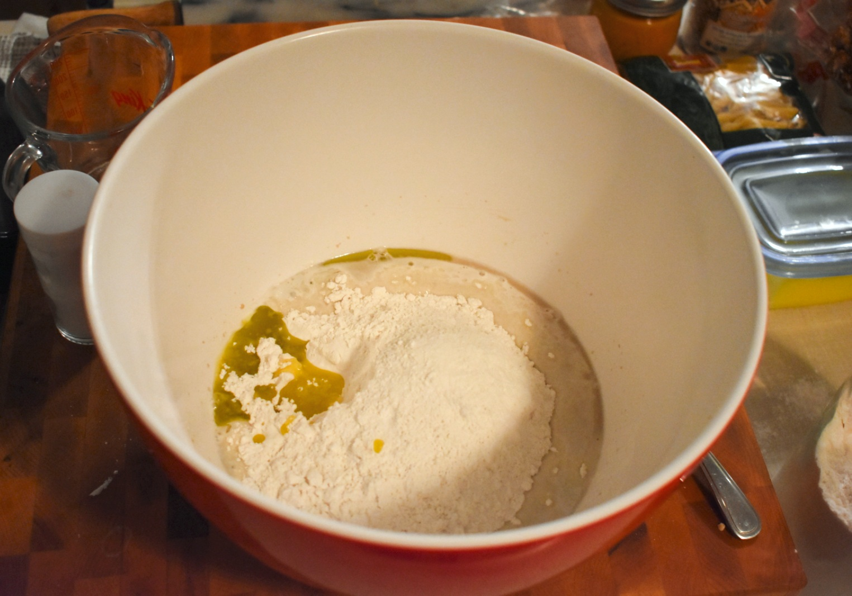 Massa de pizza pronta em 5 minutos - Auboutdelalangue.com (3)