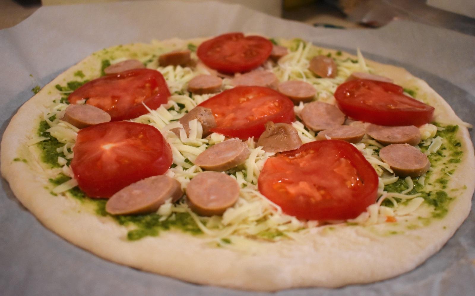 Pâte à pizza prête en 5 minutes - Auboutdelalangue.com (6)