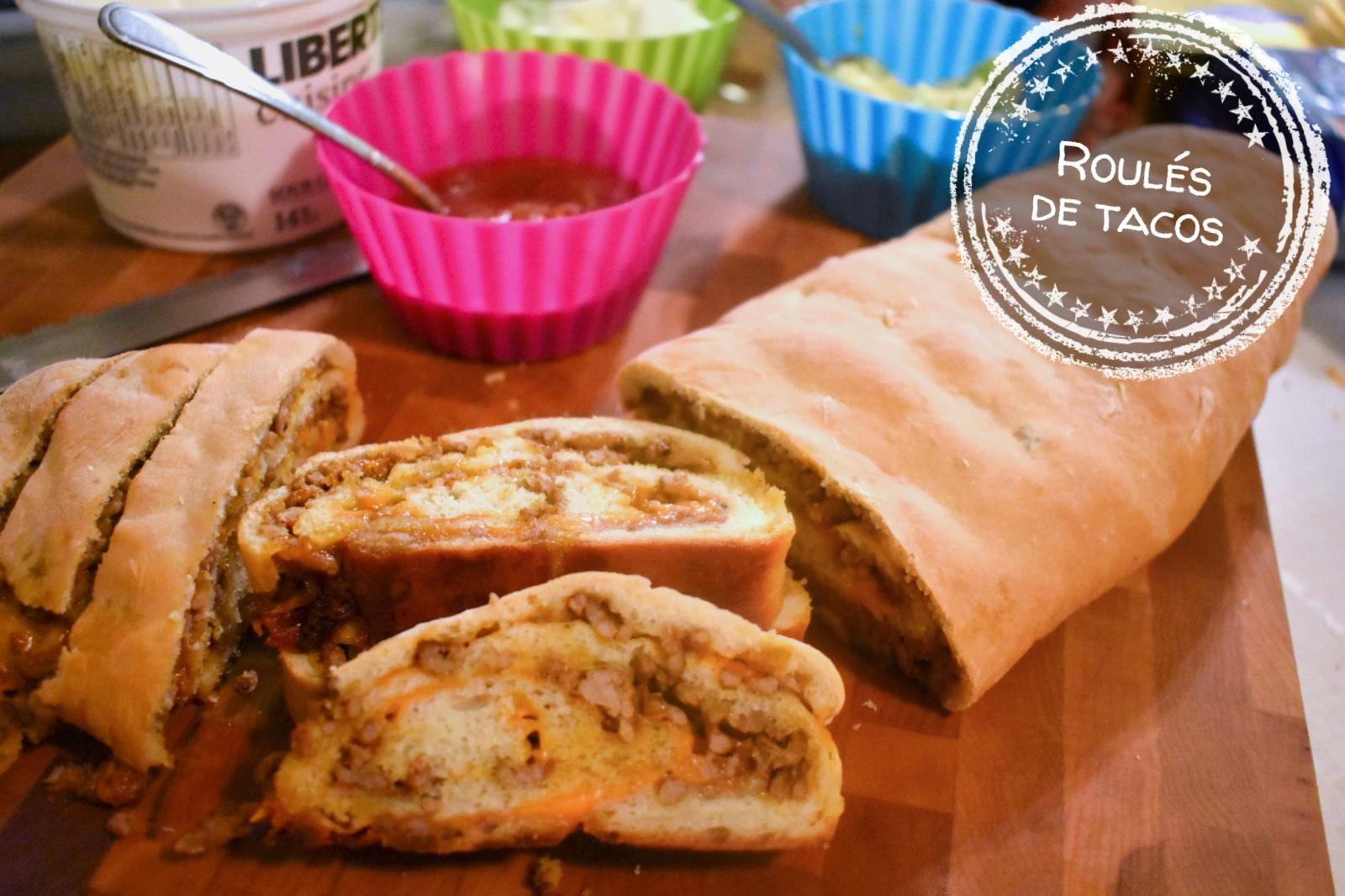 Roulés de tacos - Auboutdelalangue.com
