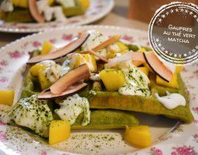 Gaufres au thé vert matcha - Auboutdelalangue.com (6)