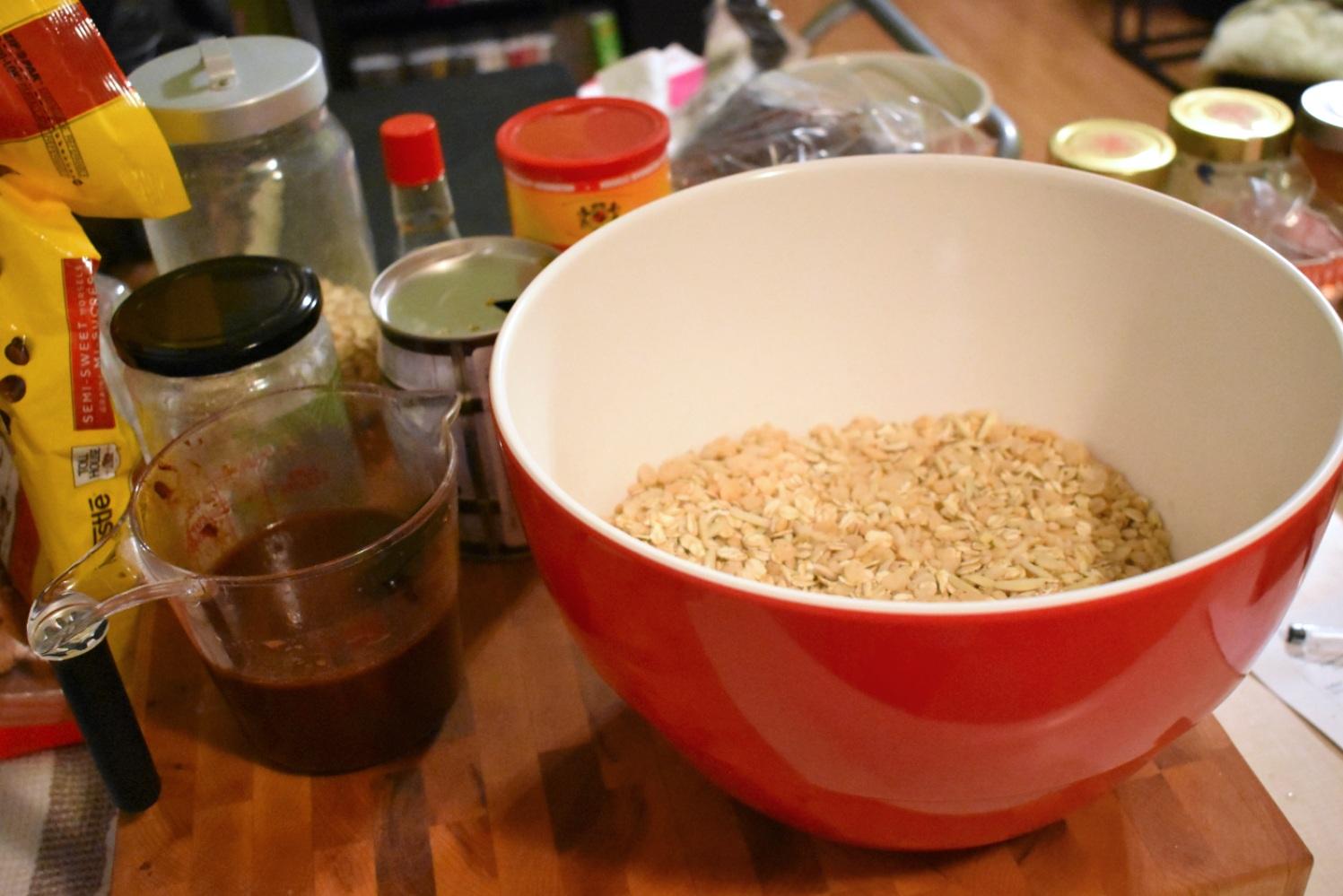 Granola au mocha - Auboutdelalangue.com (3)