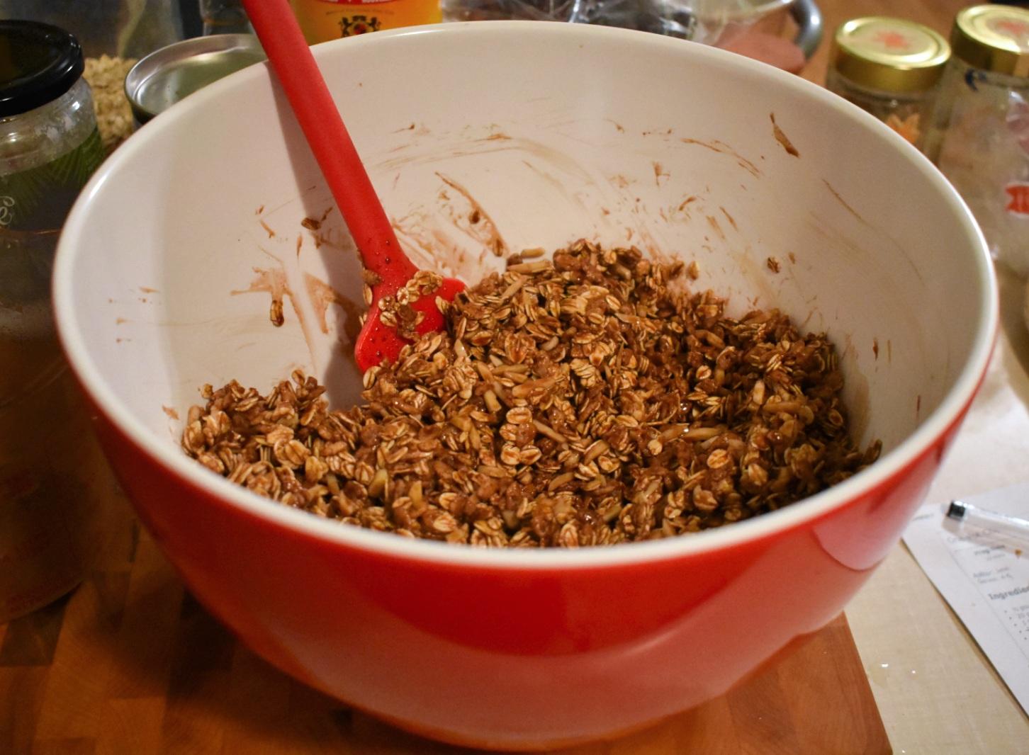 Granola au mocha - Auboutdelalangue.com (4)