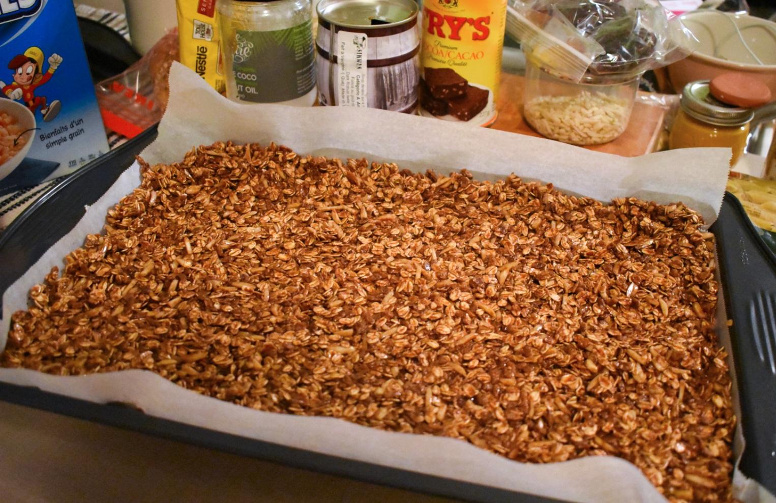 Granola au mocha - Auboutdelalangue.com (5)