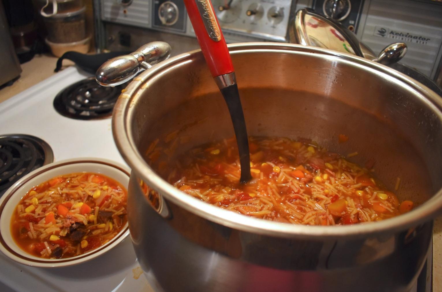 Soupe aux légumes au jambon - Auboutdelalangue.com (10)