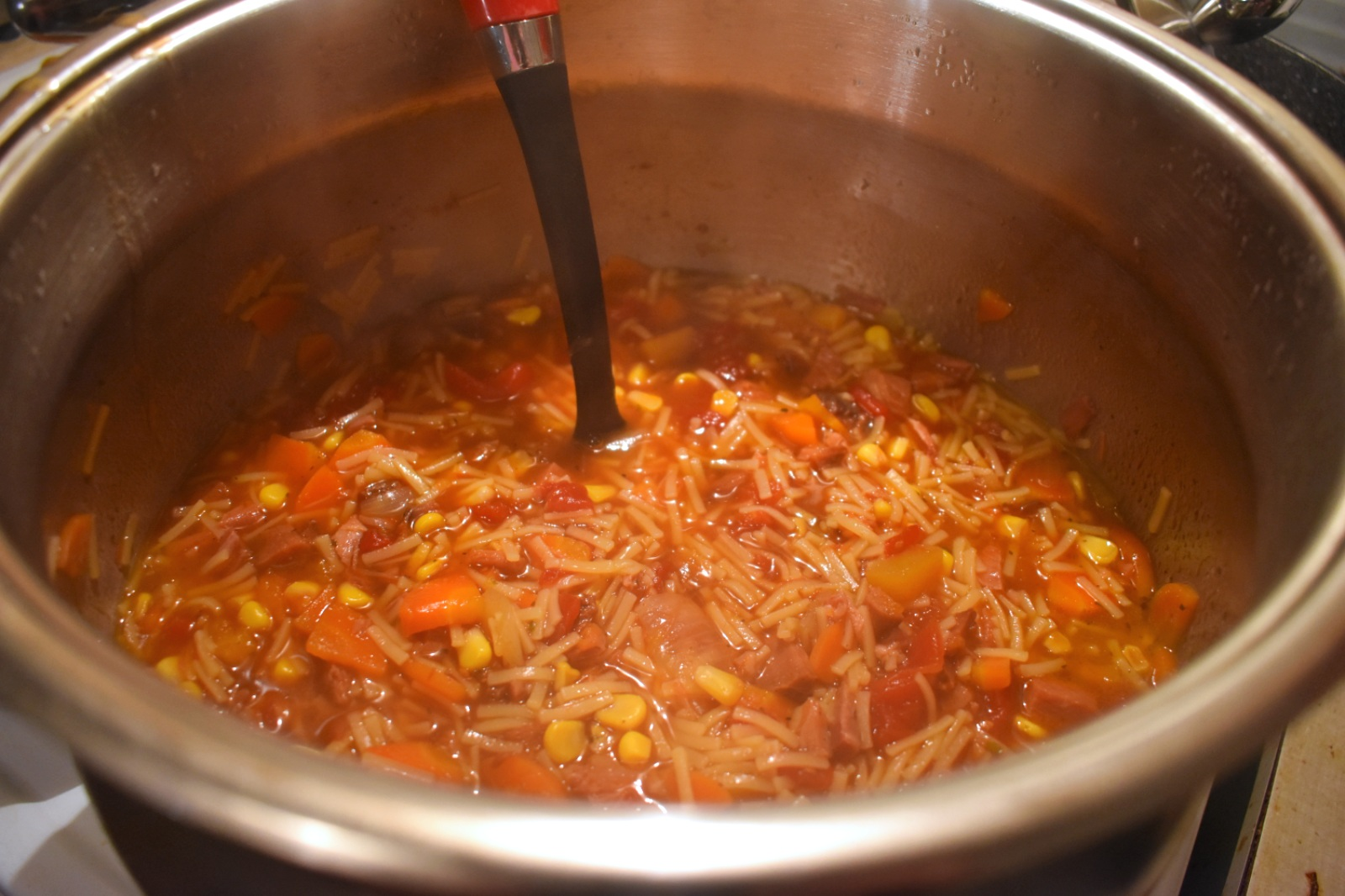 Soupe aux légumes au jambon - Auboutdelalangue.com (9)