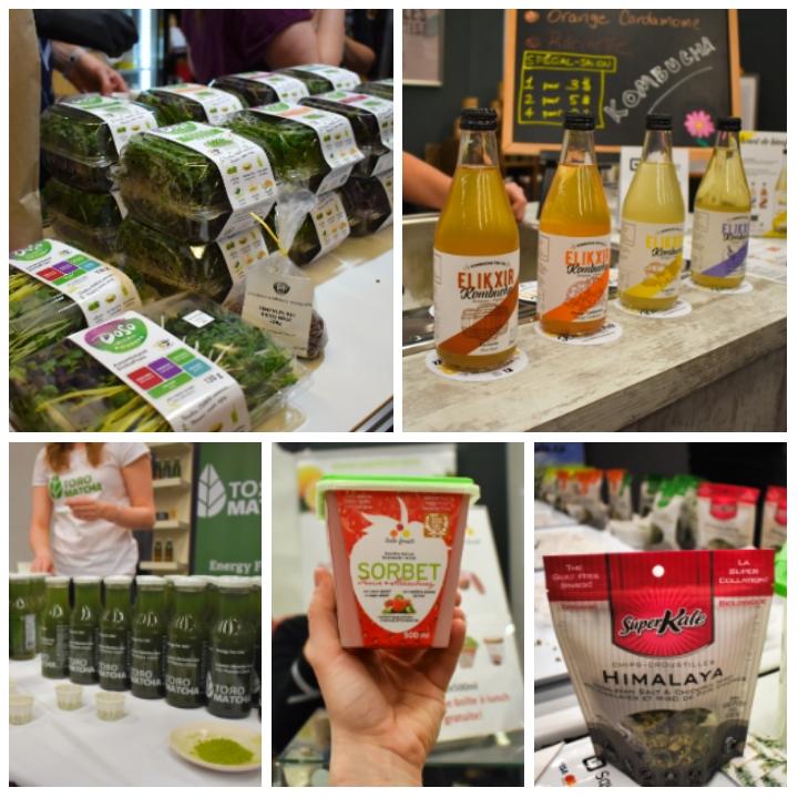 Expo Manger Santé 2018 - Auboutdelalangue.com