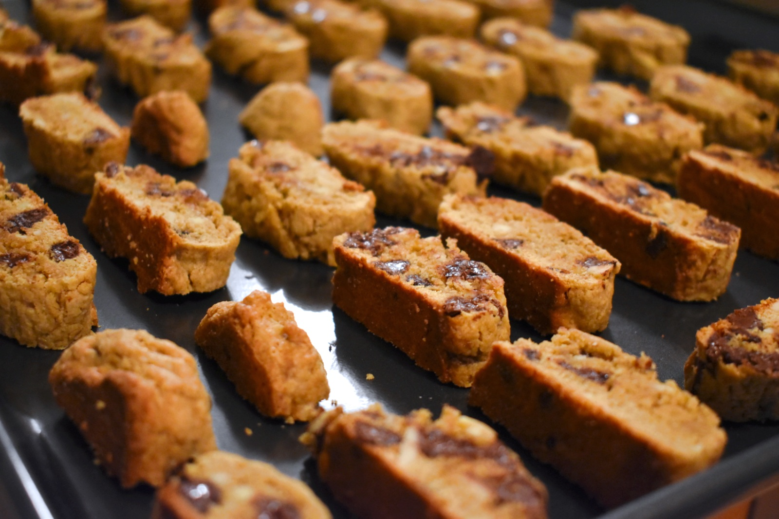 Mini biscottis au café et chocolat - Auboutdelalangue.com (13)