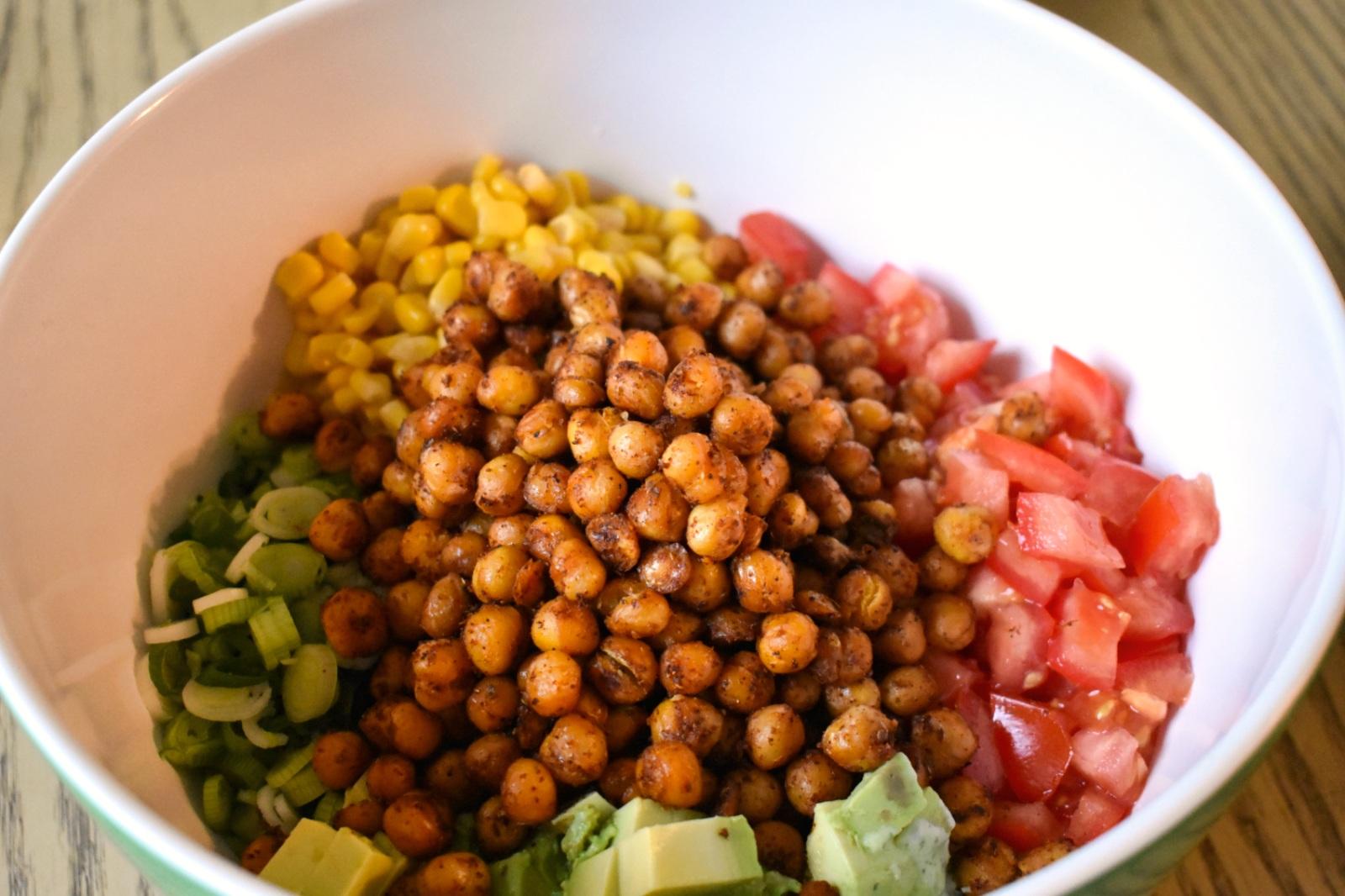 Salade de quinoa tex mex - Auboutdelalangue.com (4)