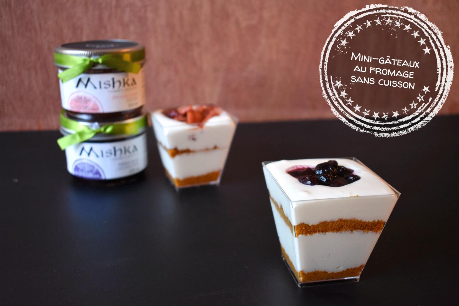 Mini-gâteaux au fromage sans cuisson - Auboutdelalangue.com (12)