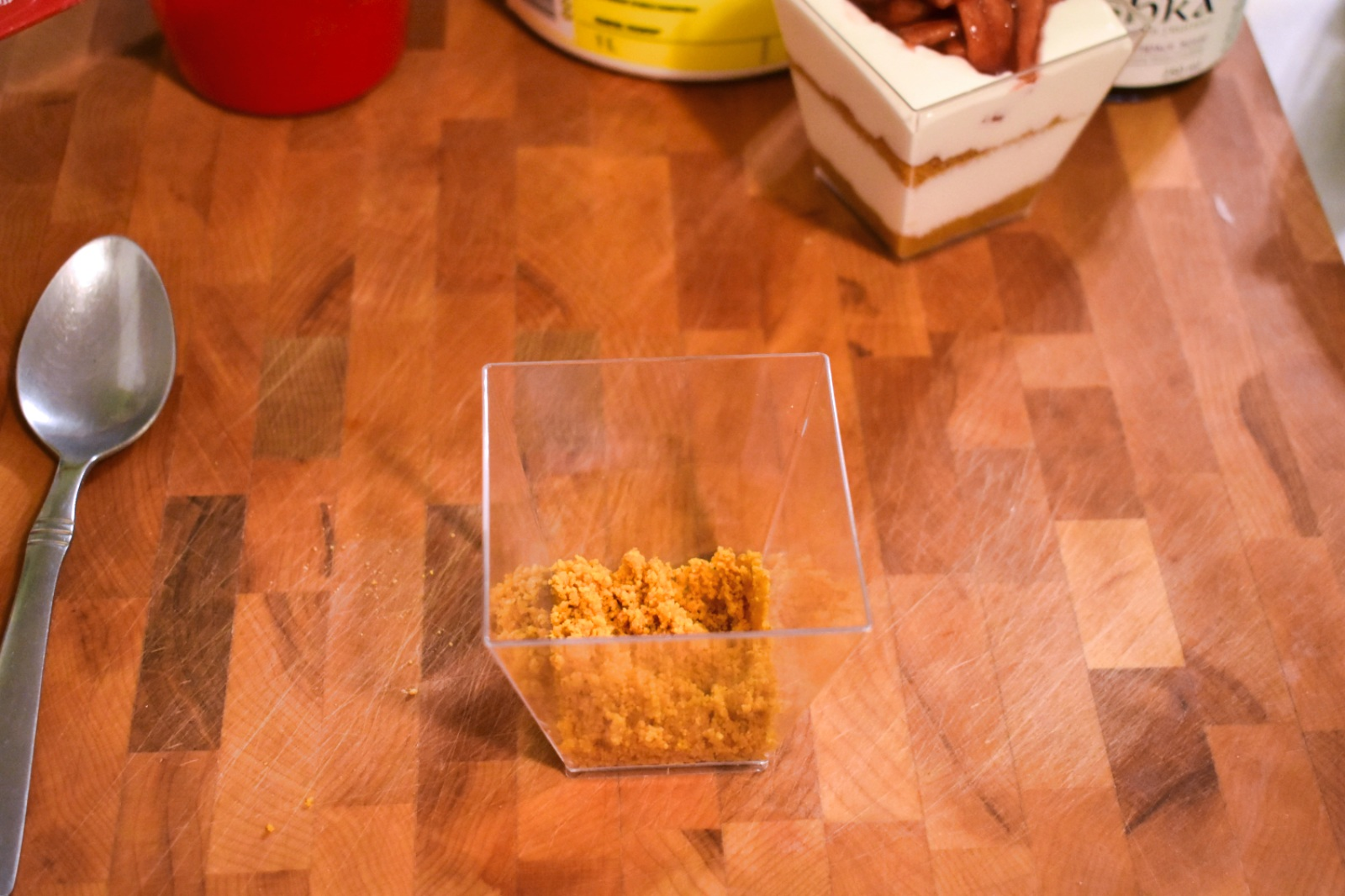 Mini-gâteaux au fromage sans cuisson - Auboutdelalangue.com (5)
