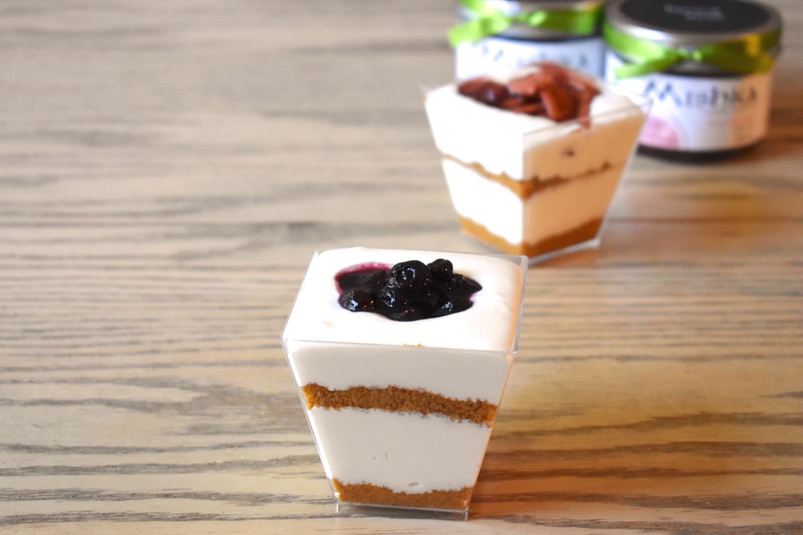 Mini-gâteaux au fromage sans cuisson - Auboutdelalangue.com (7)