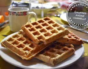 Gaufres avoine cannelle - Auboutdelalangue.com (8)