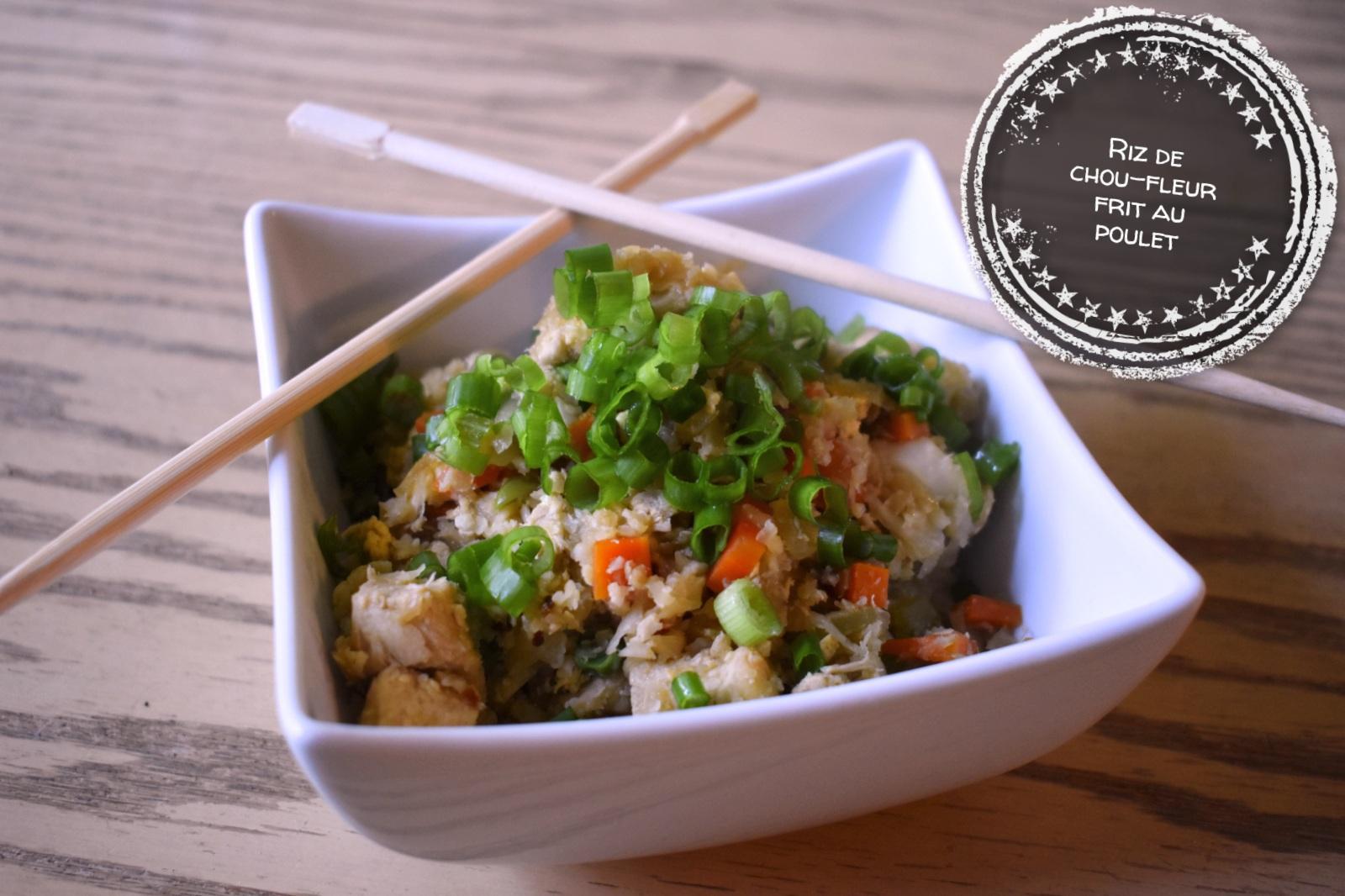 Riz de chou-fleur frit au poulet - Auboutdelalangue.com (9)
